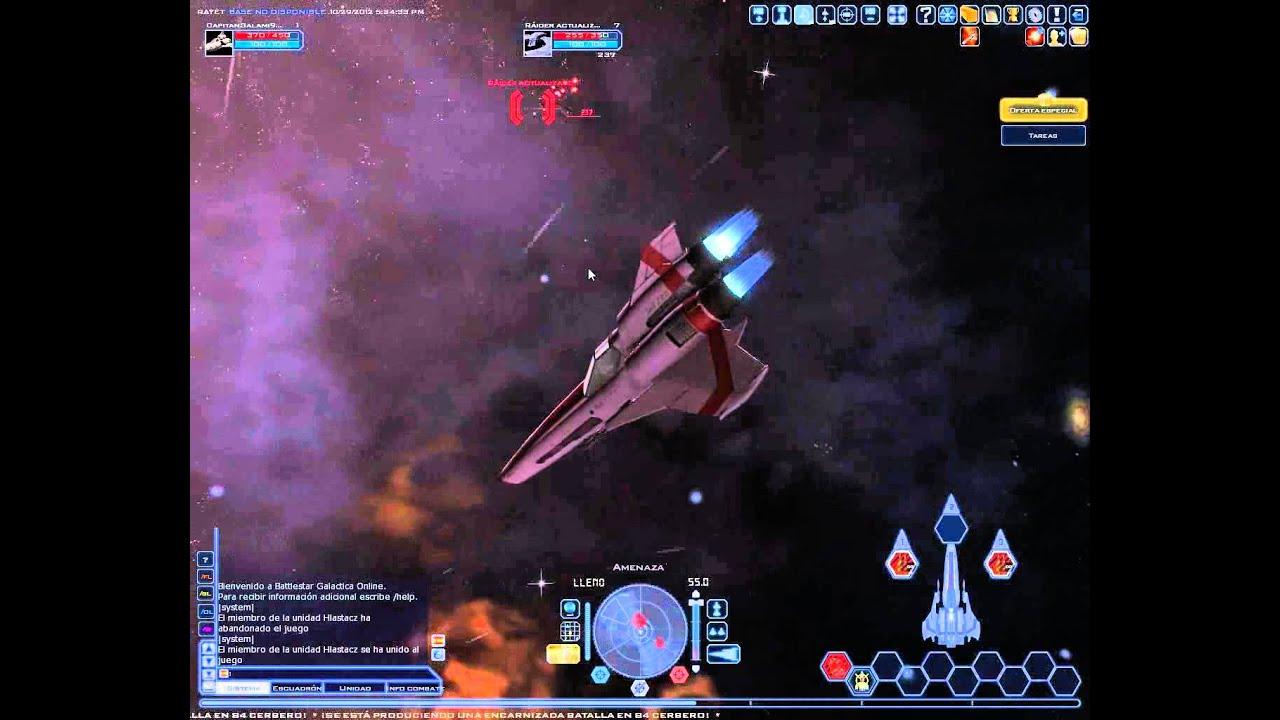 Battlestar Galactica Online Code