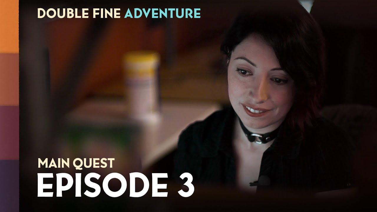 "Double Fine Adventure! EP03: ""Codename: Reds"""