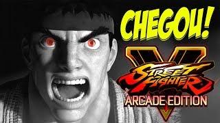 Street Fighter V Arcade Edition - Conhecendo o Modo Arcade