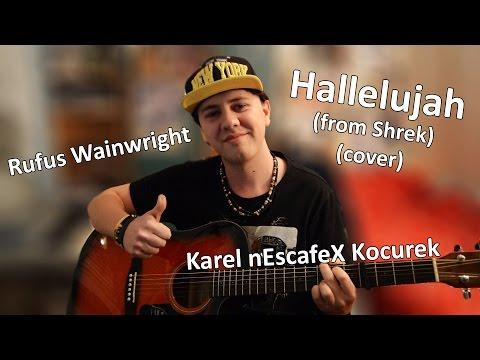 ''Rufus Wainwright - Hallelujah (shrek)'' Cover Hallelujah (Acoustic Cover) Karel nEscafeX Kocurek