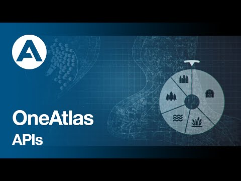 Learn how to Access and Authenticate OneAtlas APIs.