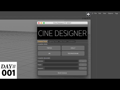 How to Install Cine Designer for Cinema 4D