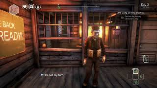 We Happy Few - Act lll The Camp of Thine Enemies: Talk To Sgt Old Castle at the Bridge (2018)