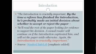 Write my dissertation introduction