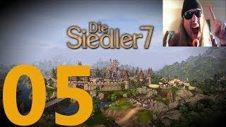 DIE SIEDLER 7 [HD+] #05 - Gold- und Kohlemine Erobern und Geld machen - Let's Play Die Siedler 7