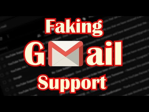 Faking GMail Support