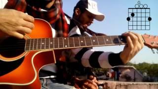 Tu Hi Meri Shab Hai Guitar Lesson