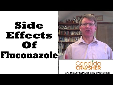 Side Effects Of Fluconazole