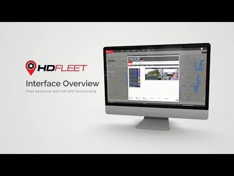 HD Fleet App Demonstration