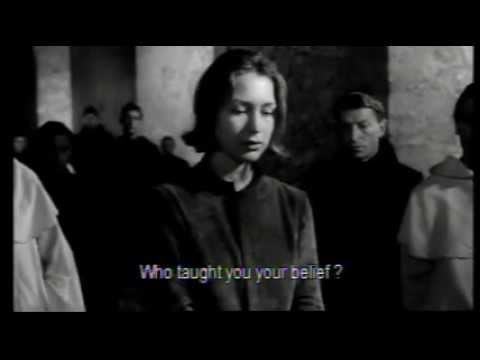 The Trial of Joan of Arc (1962) trailer