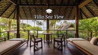 Villa Sea View - Luxury Villas in Asia at Kamalaya Koh Samui
