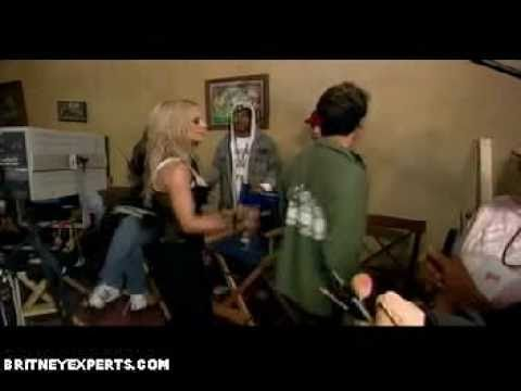 Britney & Madonna ✮ Me Against The Music (MTV Making The Video Part 2)