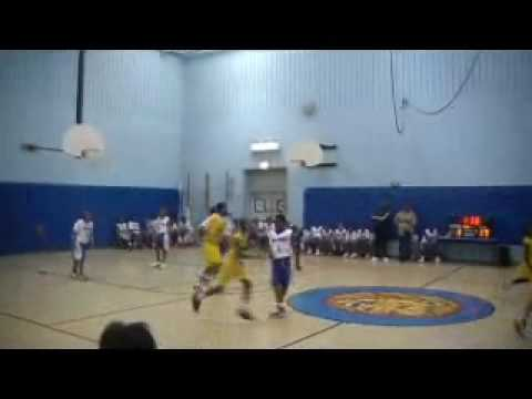 fort Dearborn School Basketball game