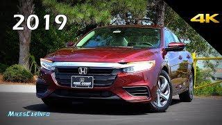 2019 Honda Insight LX - Ultimate In-Depth Look in 4K