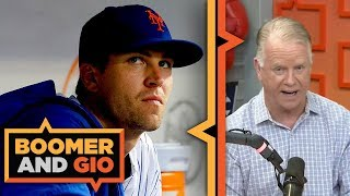 Mets BIG trading pieces are DeGrom, Syndergaard, and Wheeler | Boomer & Gio