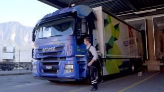 2. Platz - Zurich Klimapreis 2014 - E-Force Elektro-Lastwagen, COOP & Feldschlösschen