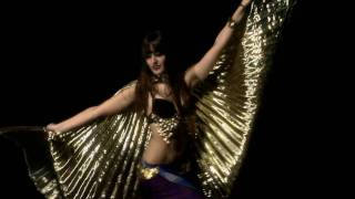 Shahla Sousa Isis Wings Bellydance