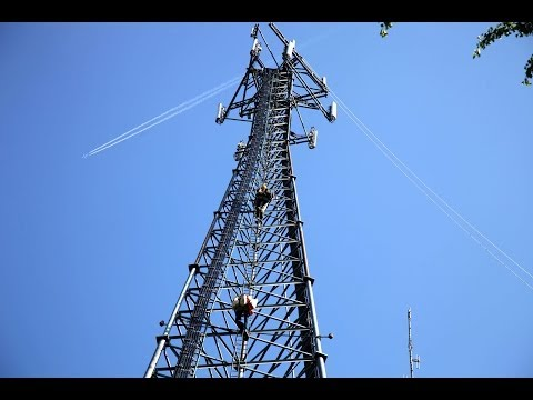 Henkels & McCoy - Cell Tower Antenna Installation