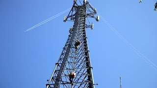 Henkels & McCoy - Cell Tower Antenna Installation