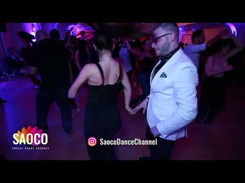 Nera Kraljevic and Rok Cerkvenik Salsa Dancing at Magic Slovenian Salsa Festival 2019, Sat 19.01.19