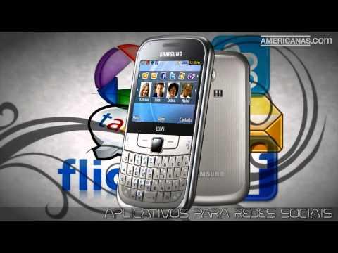 Americanas | Samsung Ch@t 335