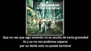 Aventura - La Tormenta (lyric - letra)