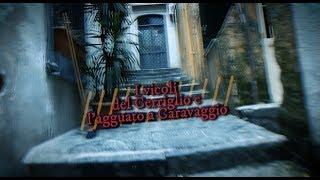 Segreti napoletani: i vicoli del Cerriglio e l'agguato a Caravaggio