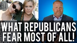 GOP Afraid of Amy Schumer and Emily Ratajkowski - Loves Bundy's Militia!