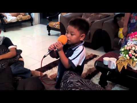 Adik Khairie - Getaran Cinta Di Jiwa ( Liza Hanim)