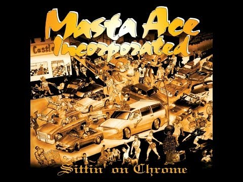 Masta Ace  Sittin on Chrome 1995 Full Album