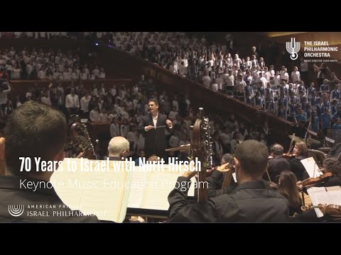 70 Years to Israel in Song and Melody - Israel Philharmonic Orchestra