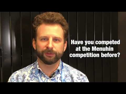MEET THE PROS   Menuhin Competition Jury Members - 'Best Advice for Competitors'