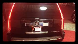 2014 to 2017 Escalade Led rear light on 2007/2013