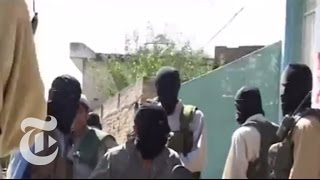 World: U.S. Concerns As Taliban Advances - NYTimes.com/Video