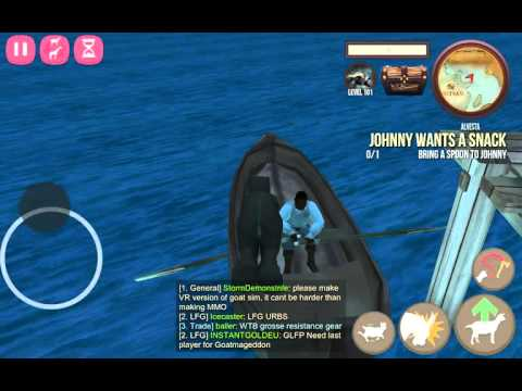 Every Secret Place In Goat Simulator Mmo.