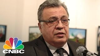 Russian Ambassador To Turkey Assassinated In Ankara | Power Lunch | CNBC