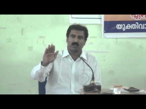 Democracy and Religion(Malayalam) Ravichandran C