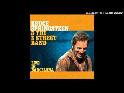 Bruce Springsteen  Thunder Road  in Barcelona 2002