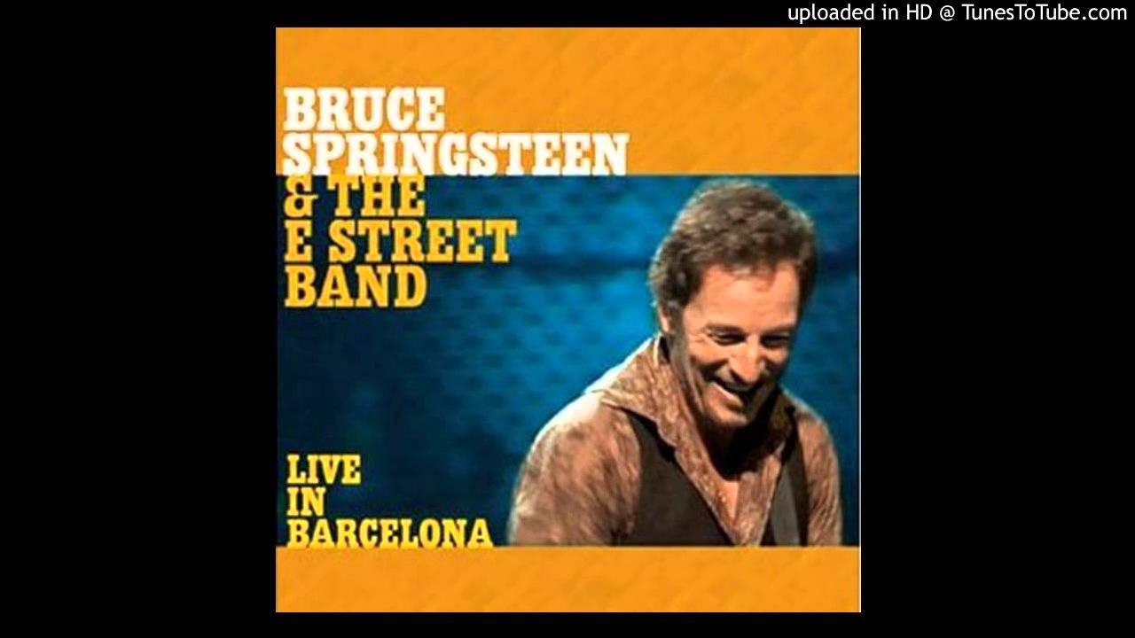 bruce springsteen thunder road live in barcelona 2002 youtube. Black Bedroom Furniture Sets. Home Design Ideas