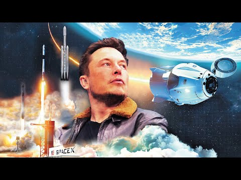 The Rise of SpaceX Elon Musk's Engineering Masterpiece - ritm 1