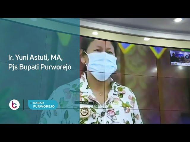 Ir. Yuni Astuti, MA, Pjs Bupati Purworejo