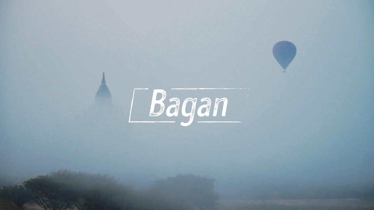 Bagan có bao nhiêu ngàn ngôi đền? Lần đầu dát vàng lên tượng Phật // Vlog