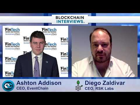 Blockchain Interviews - Diego Zaldivar , CEO Of Rootstock RSK Labs, RIF