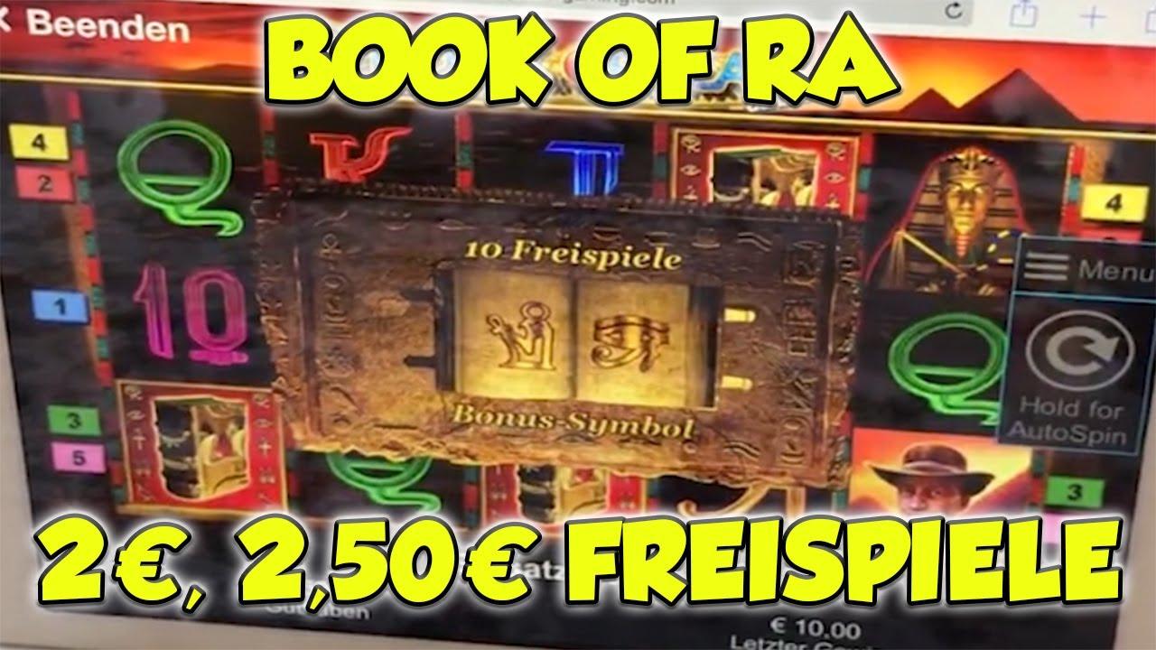 Spielothek Tipps Book Of Ra