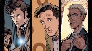 bande-annonce Docteur Who : Les nouvelles aventures du dixième docteur - T.1 Les révolutions de la terreur