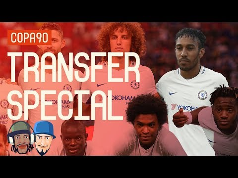 Aubameyang To Ditch China For Chelsea Transfer? | Comments Below Transfer Special