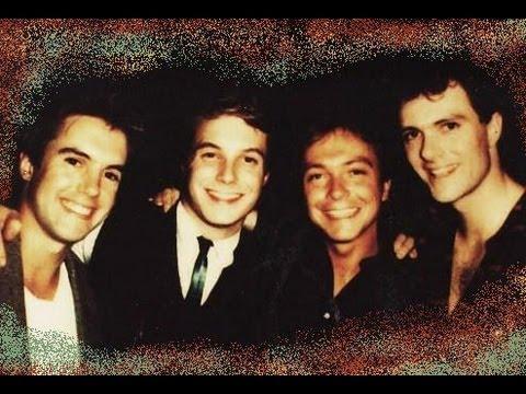 """CASSIDY Brothers ❤ David ❤ Shaun ❤ Patrick ❤ Ryan ✿ """"You Are Where I Live"""" ✿ ALEXA VEGA"""
