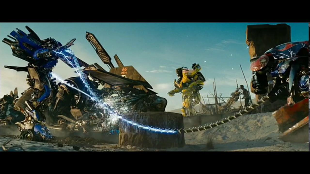 Transformer 2 - Ending Scene