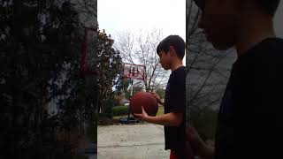 IRL basketball video!