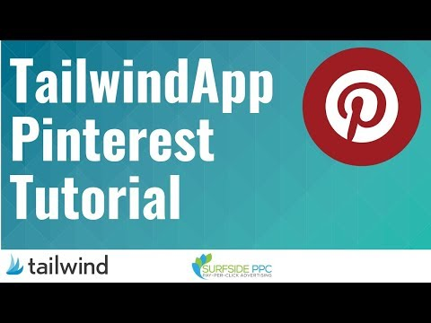 Tailwind Pinterest Tutorial 2019 - How To Use Tailwind App For Pinterest Traffic thumbnail